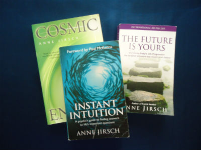 Cosmic Energy - Instant Intuition - The Future Is Yours By Anne Jirsch