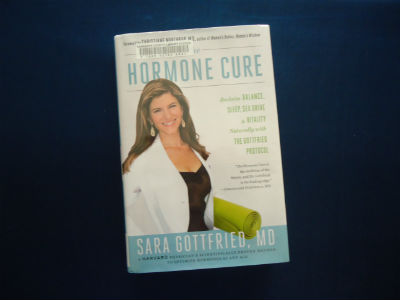 The Hormone Cure By Dr Sara Gottfried & Dr Christianne Northrup