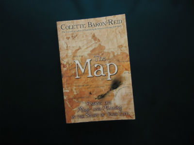 The Map: Finding the Magic and Meaning in the Story of Your Life By Colette Baron-Reid