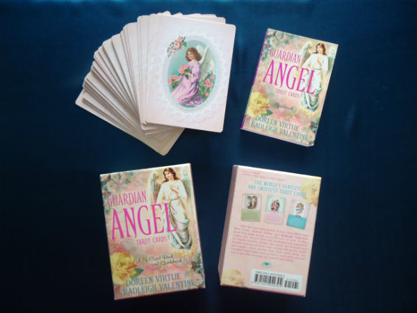 Guardian Angel Tarot Cards By Doreen Virtue and Radleigh Valentine
