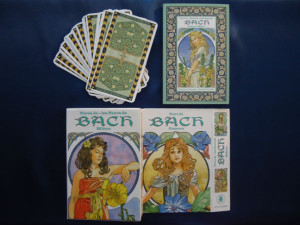 Bach Flower Inspirational Cards By Lo Scarabeo