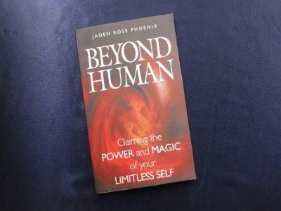 Beyond Human By Jaden Phoenix