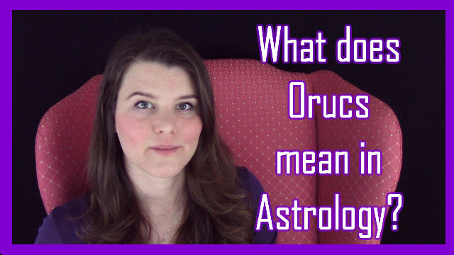 What does Orcus mean in Astrology?